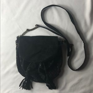 Black Cross Body American Eagle Purse